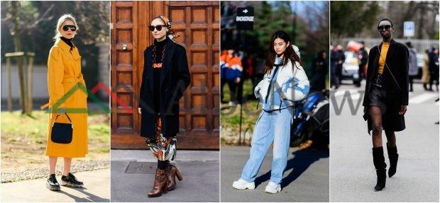 """TRENDET E FUNDIT / Veshjet më të mira """"street style"""" nga """"Java e Modës në Milano"""" (FOTO)"""