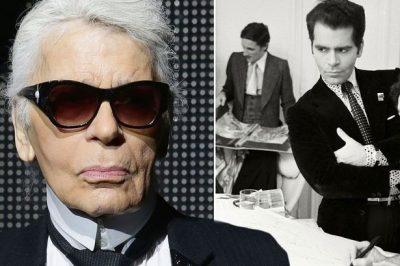 NDËRRON JETË LEGJENDA E MODËS/ Ja kush ishte ish i dashuri i Karl Lagerfeld. Vdiq nga SIDA dhe…
