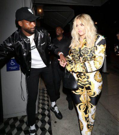 """FESTON I VETËM/ Ish partneri i Khloe Kardashian """"kapet mat"""""""