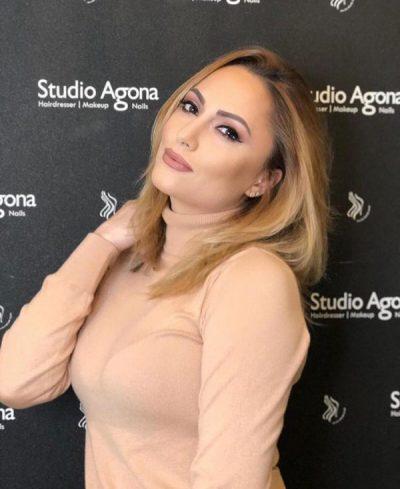 """ENEDA TARIFA NDRYSHON """"LOOK""""/ Këngëtarja i rikthehet pamjes së dikurshme në """"Eurosong"""" (FOTO)"""