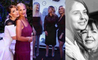 I BASHKON FAMA/ Ja cilat janë vajzat dhe nënat shqiptare që kanë marrë nga suksesi e njëra-tjetrës