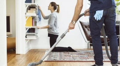 KINI KUJDES! Pastrimi i shtëpisë çdo ditë, ju bën dëm