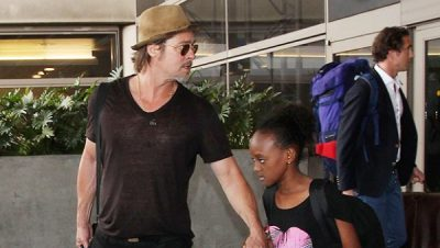 ARSYEN E KUPTON ÇDO PRIND/ Brad Pitt e ka të vështire t'i lërë vajzat të dalin pas mesnate