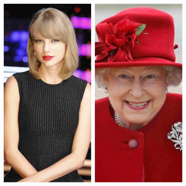 PO KALONTE KOHË ME TË DASHURIN/ Taylor Swift e krahasojnë me mbretëreshën Elizabeth (FOTO)