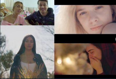 KËRKUAN BUKURINË TEK THJESHTËSIA/ Njihuni me VIP-et që u shfaqën në videoklipe siç i ka bërë nëna (VIDEO)