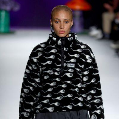 PRINTI I SPERMËS/ Stilistët ÇUDISIN në javën e modës në Londër, përdorin strategjinë e… (FOTO)