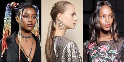 """TRENDET E VJESHTËS 2019/ Këto janë modelet """"e çmendura"""" të flokëve nga java e modës (FOTO)"""