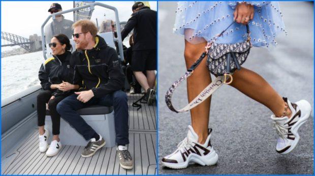 EFEKETI I MEGHAN MARKLE/  Ja atletet më të kërkuara të markave luksoze që po ''çmendin'' rrjetin (FOTO)