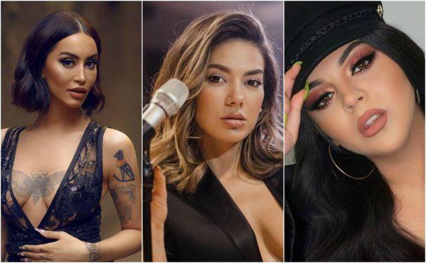 DEDIKIMET PËR ISH-IN/ Këto këngëtare e treguan vuajtjen publikisht: Nga Elvana tek Luana