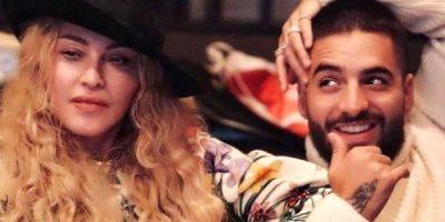 BASHKËPUNIMI I PAZAKONTË/ Madonna dhe Maluma bashkë në një këngë
