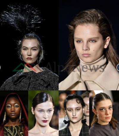 """JAVA E MODËS NË LONDËR/ Mbani frymën vajza, stilistët sapo na sollën trendet më """"hot"""" të bukurisë (FOTO)"""
