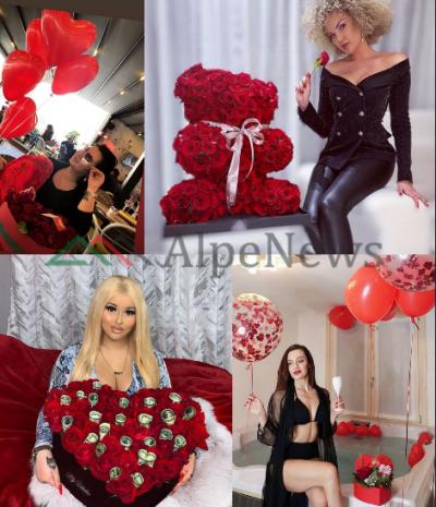 """NGA TRËNDAFILAT ME DOLLARË TEK ORAT """"ROLEX""""/ Çfarë dhuratash LUKSOZE morën VIP-at për Shën Valentin (FOTO)"""