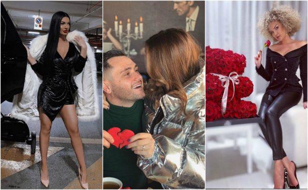 """HARROJENI KOSTUMET DHE FUSTANET KLASIKE/ Vip-at na habitën me veshjen për """"Shën Valentin"""" (FOTO)"""