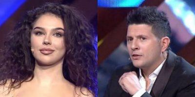 """MOMENTI EPIK/ Velina e re e """"Xing me Ermalin"""" bie në mes të skenës (VIDEO)"""