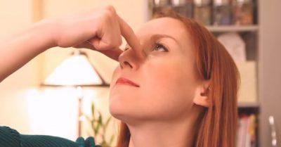 SIMPTOMA MË E BEZDISSHME/ Kështu i zhbllokoni hundët brenda pak minutash