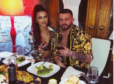 ËSHTË ZYRTARE/  Reperja shqiptare do të publikojë një këngë me të dashurin