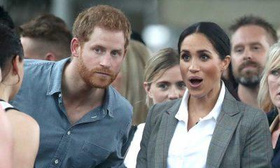 NUK PRITEJ/ Stafi i vendos nofka tallëse Meghan, shpërthen keq Princ Harry