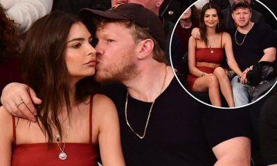 DYSHUAN PËR DASHURINË E TYRE/ Modelja seksi dhe i dashuri puthen në publik