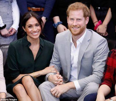 """E DINIT? Mbretëresha është detyruar të nxjerrë """"artilerinë e rëndë"""" dhe fajin e kanë çapkënët Harry dhe Meghan"""