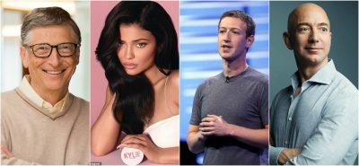 NJERËZIT MË TË PASUR NË BOTË/ Forbes publikon listën. KYLIE JENNER thyen rekord. Bezos…