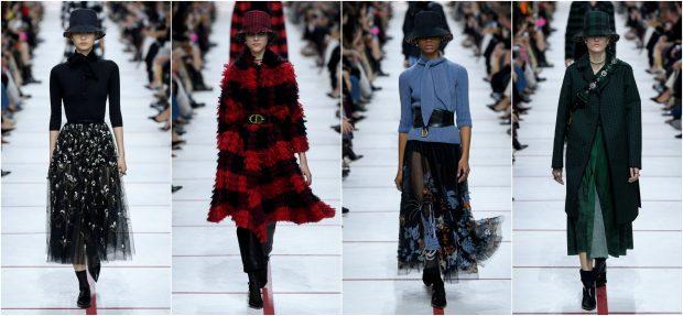 """JAVA E MODËS NË PARIS/ """"Dior"""" prezanton koleksionin e vjeshtës dhe sytë i kemi tek këto detaje! (FOTO)"""