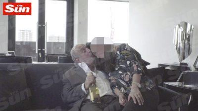 """BOSI I """"TOPSHOP"""" PËRFSHIHET NË SKANDAL/ I i publikohet video me punonjësen"""