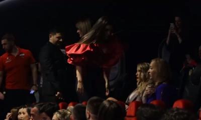 NUK I FLET/ Momenti kur Elvana Gjata injoron Tuna Sejdiun (VIDEO)