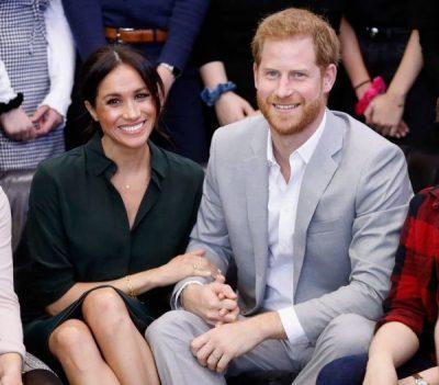 """""""EDHE MESHKUJT DUHET TË JENË FEMINIST""""/ Meghan Markle jep mesazhin e rëndësishëm krah Princ Harry-t"""