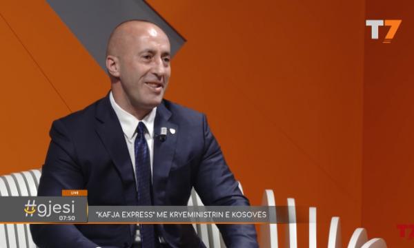 """""""GJËRAT KANË NDRYSHUAR…""""/  Pse kryeministri Haradinaj lahet me ujë të ftoftë?"""