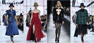 """NGA KAPELET KOVË TEK KUADRATAT/ 29 veshjet më të mira nga """"Java e Modës së Parisit"""""""