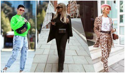 """NGJYRA DHE AKSESORË/ Blogeret na """"morën mendjen"""" me veshjet super trend dhe stil (FOTO)"""
