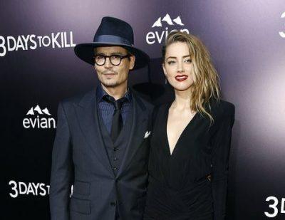 NUK E DHUNOI ISH BASHKËSHORTEN? Johnny Depp sërish në telashe (FOTO)