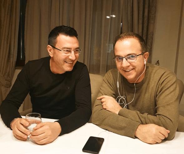 """""""NUK DI TË NDALET""""/ Ja çfarë i ka bashkuar Pirro Çako dhe Ardit Gjebrean (FOTO)"""