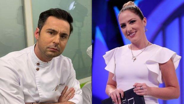"""U ZBULUA/  Arsyeja e vërtetë përse Arbana Osmani do të largohej nga """"Top Channel"""" është Renato Mekolli"""