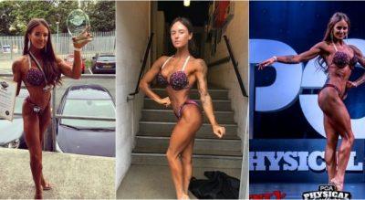 DO HABITENI/ Kjo është infermieria më muskuloze që keni parë ndonjëherë (FOTO)