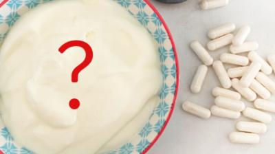 PËRMES KOSIT DHE TURSHIVE/ Si të ulni efektet anësore të antibiotikëve