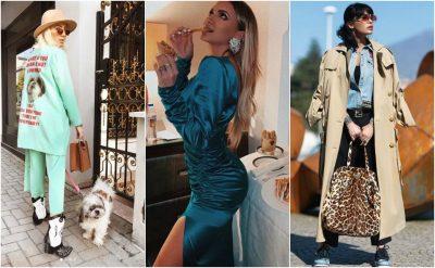 """ERDHI PRANVERA? Blogeret tona sapo veshën ngjyrat më """"NAM"""" të sezonit! (FOTO)"""