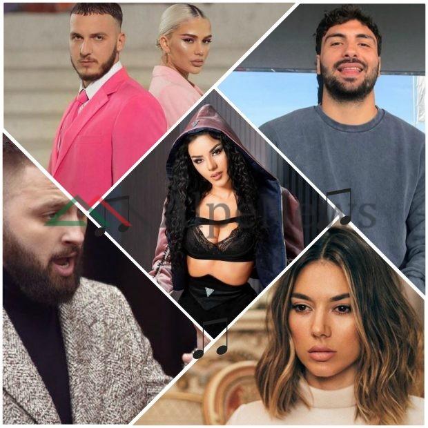 """JANË KTHYER NË """"FIKSIM""""/ 2019 filloi me hite! Ja këngëtarët që nuk po ndalen me sukseset (VIDEO)"""