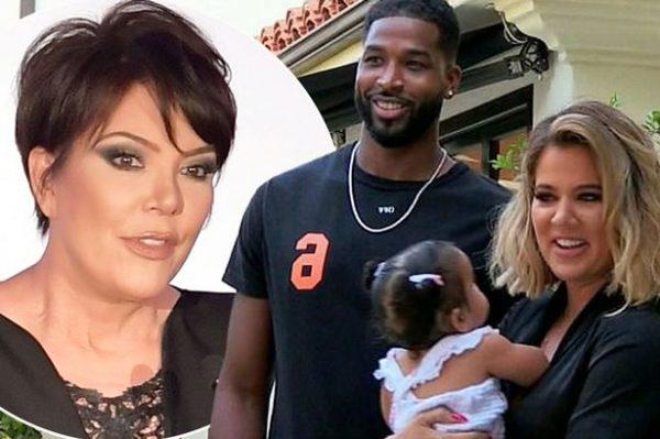 """""""VETËM ME LUTJE E PËRBALLOVA""""/ Kris Jenner thyen heshtjen pas tradhëtisë së Tristan"""