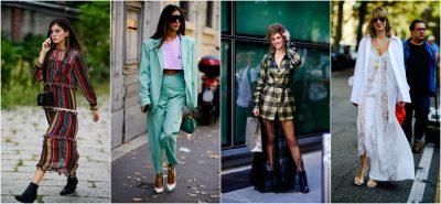 """NGJYRA TË FORTA DHE PRINTE/ 16 veshjet """"street style"""" që do na duhen për sezonin veror (FOTO)"""