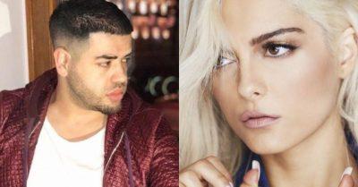"""""""E KE TË MADHE""""/ Noizy e ofendoi publikisht, reagon ashpër Bebe Rexha (FOTO)"""