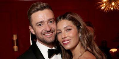 BASHKËSHORTJA FESTON DITËLINDJEN/ Justin Timberlake publikon fotot e vjetra me një dedikim të ëmbël