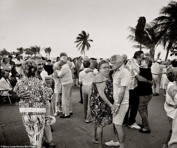 FOTOT E MREKULLUESHME/ Dalin pamjet e rralla në Miami Beach në vitet '80-'90