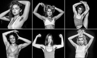 """""""BUKURI NATYRALE""""/ Gratë shkëlqejnë në pozat me sqetulla të padepiluara (FOTO)"""