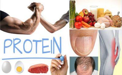 KUJDES! Këto janë 4 shenjat paralajmëruese që tregojnë se keni mungesë proteinash në organizëm