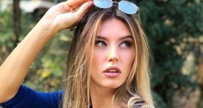 S'U PËRMBAJT/ Moderatori shqiptar puth në mes të emisionit Arjola Shehun