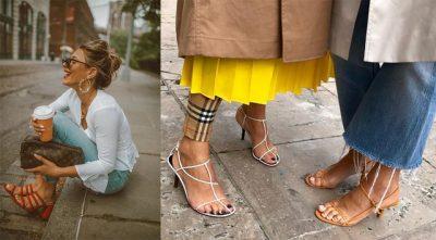 SA MË ZBATHUR AQ MË MIRË/ Këto janë modelet më të bukura të sandaleve me rripa