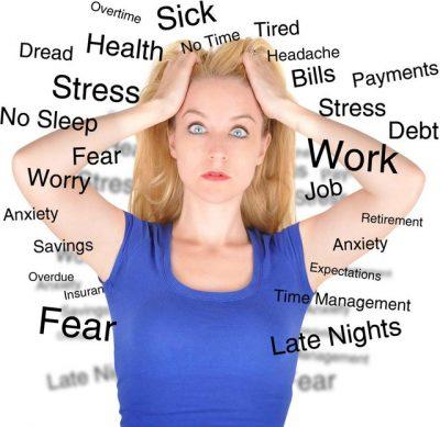 ZBULONI CILIN PREJ TYRE JENI DUKE KALUAR/ Këto janë katër llojet e stresit që prekin shumicën e popullsisë