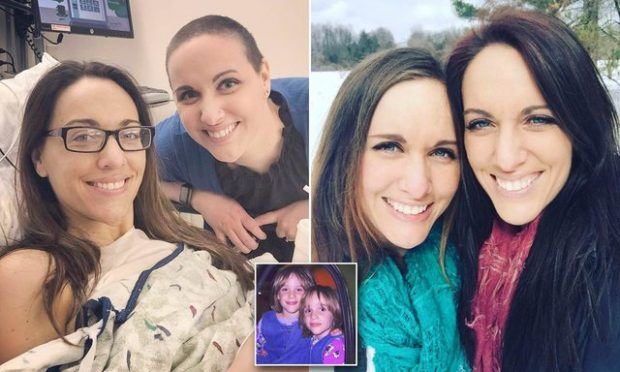 """""""JEMI TË LUMTURA QË NUK VDIQËM""""/ Historia e motrave binjake që MUNDËN në të njëjtën kohë kancerin"""