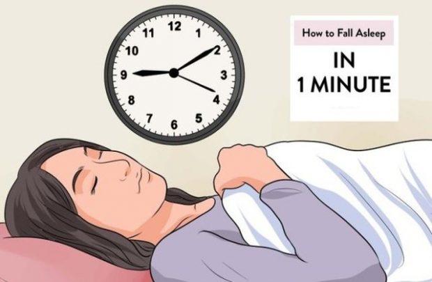 DO TË FLINI PAS 60 SEKONDASH/ Ky është truku që mjekët sugjerojnë për të fjetur menjëherë